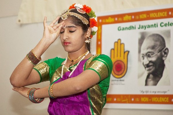 Hindu Dancer
