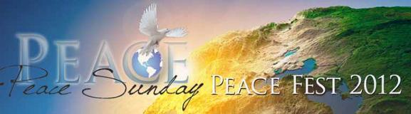 Peace Sunday / Peace Fest logo