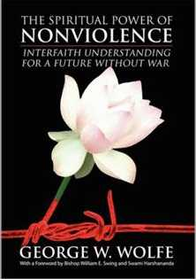 Cover of spiritual power of nonviolence