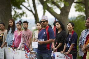 Interfaith Works - May 12, interfaith service for Nepal Earthquake (7)