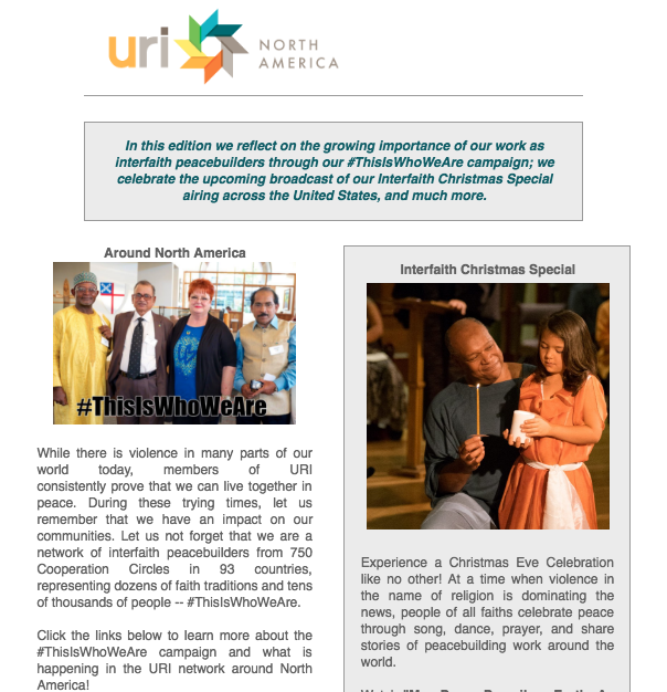 URI North America_Newsletter_December_2015
