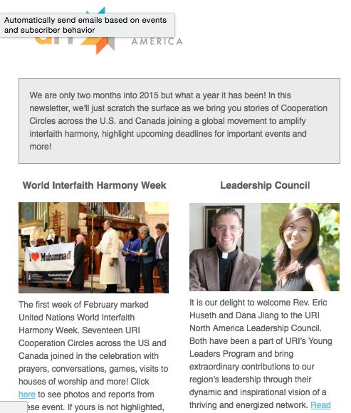 URI North America_Newsletter_February_2015