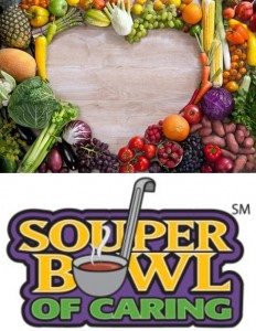 "Arizona Interfaith Movement invites you to attend their ""Kick-off Luncheon""! As we celebrate the 49th Super Bowl game, let us be mindful of those without a bowl of soup to eat. We invite you to eat soup with us and help Arizona kick off its 2015 Souper Bowl of Caring initiatives January 14, 2015, 11:30 am - 1:00 pm. Tickets are a suggested minimum donation of $49 per person, which benefits the Association of Arizona Food Banks. Reserve your seat today! CLICK HERE: http://www.stvincentdepaul.net/SouperBowl or call the GIVE line: 602-266-4483."