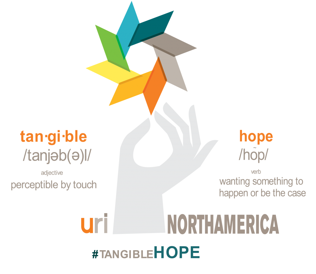#TangibleHope: Stories of positive social change rooted in values and ethics