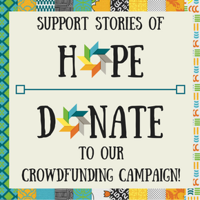 Support the #TangibleHope Campaign