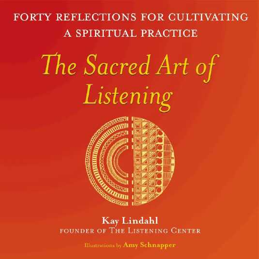 The Sacred Art of Listening book cover