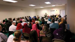 Being There held an interfaith iftar on June 25 where participants were encouraged to connect with people different than themselves.  (3)