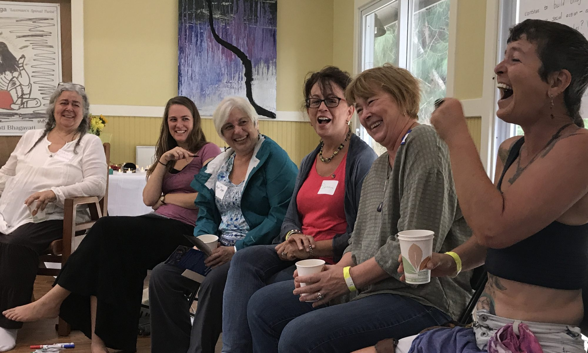 laughter southeast URI gathering