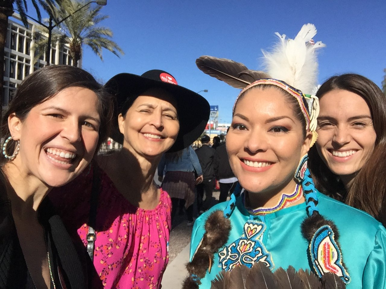 Las Vegas Women's March Interfaith Council of Southern Nevada