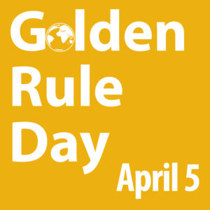 golden rule day logo