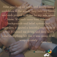 "#TangibleHope Diary Entry #2: ""A Requiem of Hope"" by Shirin Ganji, Member of the Newmarket and Area Interfaith Council"