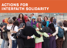 Actions for Interfaith Solidarity